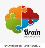 Stock vector ideas design over white background vector illustration 245480872