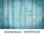 Old Painted Wood Wall   Textur...