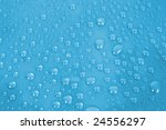 drops of water on a surface | Shutterstock . vector #24556297