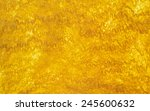 yellow fabric texture of wool.  ... | Shutterstock . vector #245600632