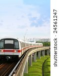 Singapore Mass Rapid Transit...