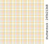 colorful plaid pattern for... | Shutterstock .eps vector #245621368