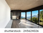 architecture  modern apartment  ... | Shutterstock . vector #245624026