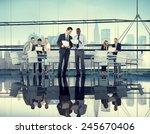 diversity business people... | Shutterstock . vector #245670406