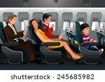 a vector illustration of... | Shutterstock .eps vector #245685982