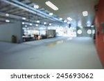 trade show interiors generic... | Shutterstock . vector #245693062