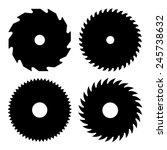 Circular Saw Blades Shapes...