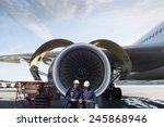 Airplane Mechanics And Giant...