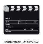 slate board vector good... | Shutterstock .eps vector #245899762