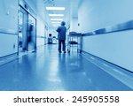 Doctors And Nurses Walking In...