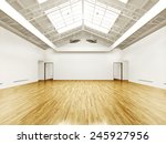 Commercial Empty Gallery...