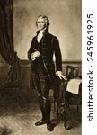 Thomas Jefferson 1743 1826