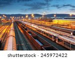 Freight Trains   Cargo...