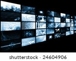 digital age of business media... | Shutterstock . vector #24604906