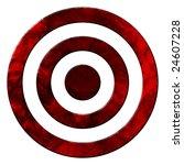 target | Shutterstock . vector #24607228