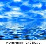 morning sea   Shutterstock . vector #24610273