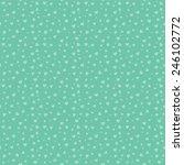 seamless heart pattern   beige... | Shutterstock .eps vector #246102772