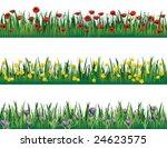 Flower Elements 2   Vector