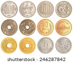Japanese Yen Coins Collection...