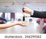 auto business  car sale ... | Shutterstock . vector #246299362