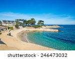 pacific grove  california  usa | Shutterstock . vector #246473032