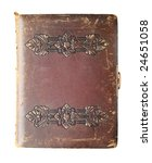 antique photo book with... | Shutterstock . vector #24651058