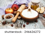Ingredients For Apple Pie   Re...