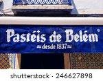 portugal lisbon   june 11  the... | Shutterstock . vector #246627898