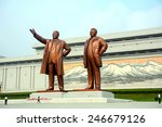 north korea  pyongyang   june... | Shutterstock . vector #246679126