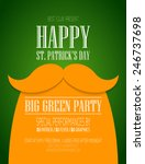 St. Patrick\'s Day Poster