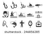 fishing vector illustration...