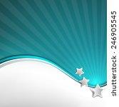 bright abstract vector... | Shutterstock .eps vector #246905545