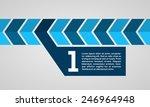 modern design layout   eps10... | Shutterstock .eps vector #246964948