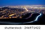san francisco cityscape and... | Shutterstock . vector #246971422
