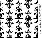 Seamless Pattern Egyptian...