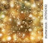 bokeh background of design... | Shutterstock . vector #247042432