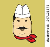 chef vector icon | Shutterstock .eps vector #247138876