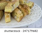 cantucci  a tipical tuscan... | Shutterstock . vector #247179682