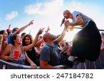 spain   july 17  james  rock... | Shutterstock . vector #247184782