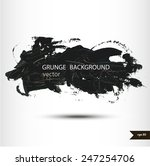 splash banner. watercolor... | Shutterstock .eps vector #247254706