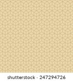 vintage geometric pattern. can...