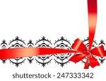 bows design | Shutterstock .eps vector #247333342