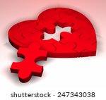 computer generated 3d...   Shutterstock . vector #247343038