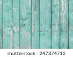 Old Painted Wood Wall   Texture ...