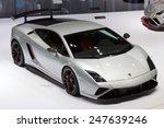 ������, ������: Lamborghini Gallardo Squadra Corse