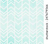 seamless tribal ikat watercolor ...   Shutterstock .eps vector #247679566