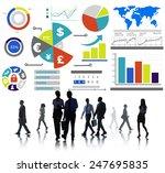 finance financial business...   Shutterstock . vector #247695835