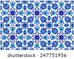 turkish and ottoman empire's... | Shutterstock .eps vector #247751956