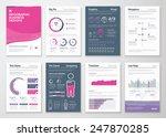 infographics business elements... | Shutterstock .eps vector #247870285