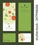 vector fresh salad vertical...   Shutterstock .eps vector #247948666